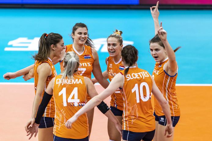 Nederland organiseerde nooit eerder een WK volleybal.