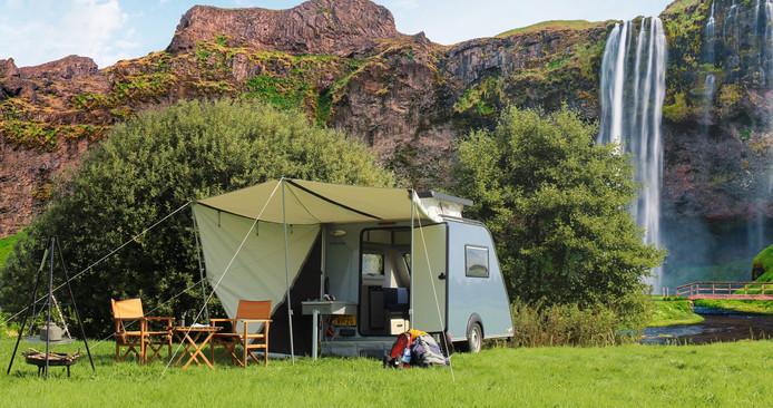 De caravan Kip Shelter Plus heeft energielabel A