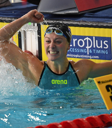 Toussaint zwemt twee keer olympische limiet
