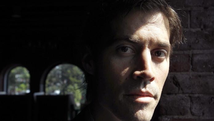 De vermoorde James Foley