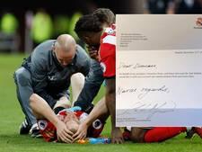 Real steekt schlemiel Sunderland hart onder de riem met 'classy' brief