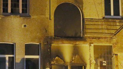 Brand in oude dokterswoning mogelijk aangestoken