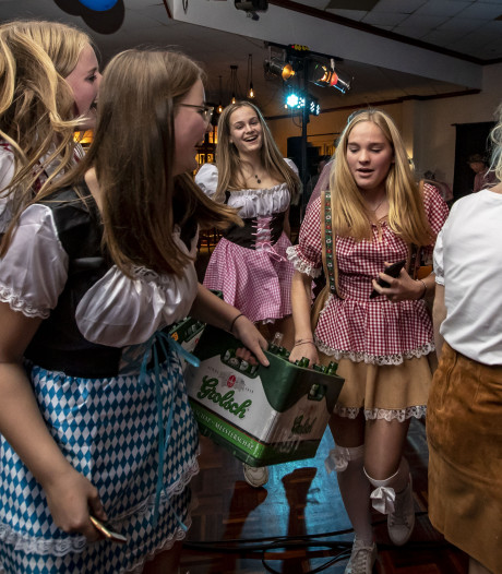 Eerste Oktoberfest Enter valt in de smaak, maar of het een jaarlijks feest wordt is de vraag