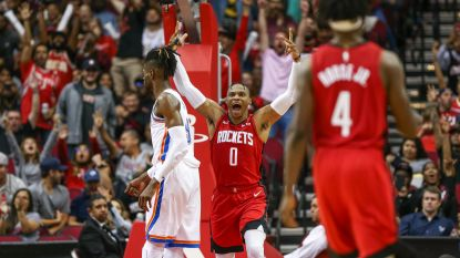 Golden State stelt orde op zaken, Westbrook zonder genade voor ex-ploeg Oklahoma