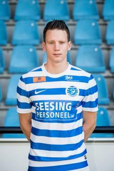 Quekel traint voor het eerst mee bij FC Oss