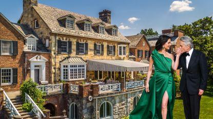 BINNENKIJKEN. Catherine Zeta-Jones wordt 50 en viert dat met een nieuwe mansion