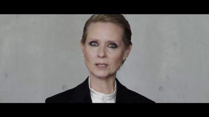 De duizend gezichten van Cynthia Nixon: actrice, holebi activiste, gewezen kankerpatiënte, mama van transgender