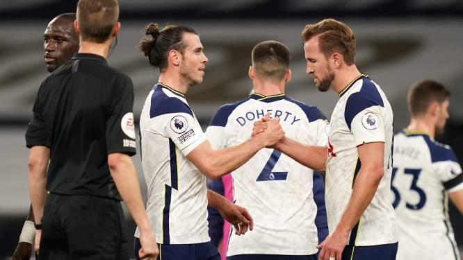 Tottenham herpakt zich na nederlaag op Antwerp: Kane en Bale bezorgen Spurs thuiszege tegen Brighton