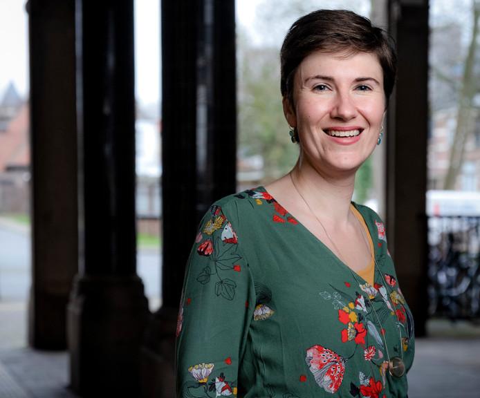 Neurowetenschapper Janna Marie Bas-Hoogendam.