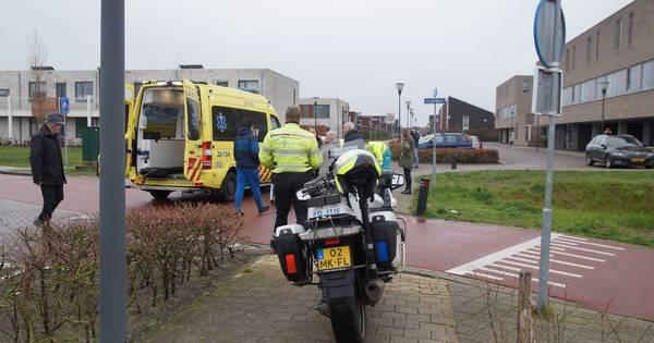 Fietsster gewond door aanrijding in Sprang-Capelle.