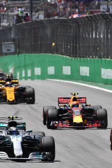 Samenvatting: vijfde plek voor Verstappen, ijzersterke Hamilton