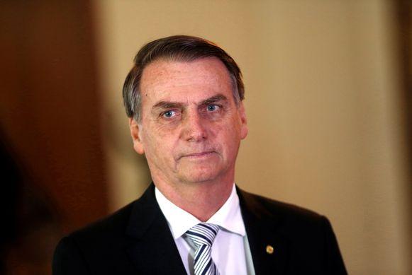 Toekomstig president van Brazilië Jair Bolsonaro.