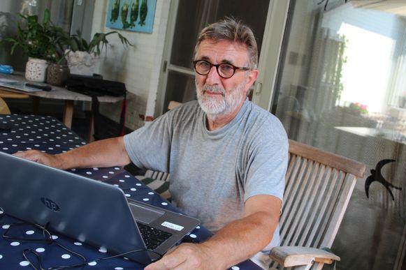 Nieuwslezer Johan De Ryck heeft nog heel wat plannen nu hij op pensioen is.