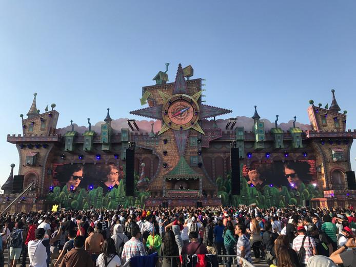 Daydream Festival Mexico.