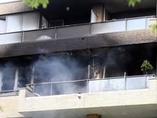 Vier appartementen van seniorencomplex in Den Bosch verwoest door uitslaande brand