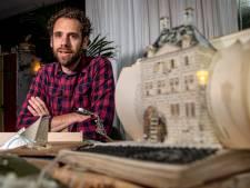 Sietse zoekt naar 'verknipte' Zwolse stadsverhalen