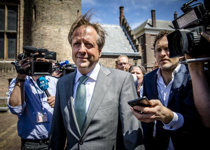 D66-leider Alexander Pechtold.