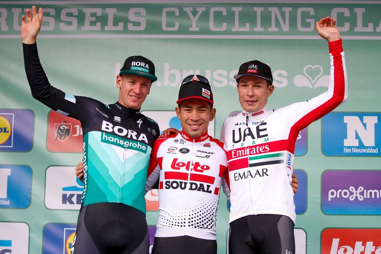In 2019 won Ewan de Brussels Cycling Classic, voor Pascal Ackermann en Jasper Philipsen.