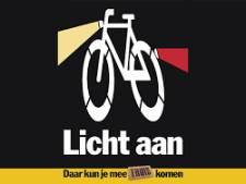 Politie Almelo bekeurt 32 fietsers