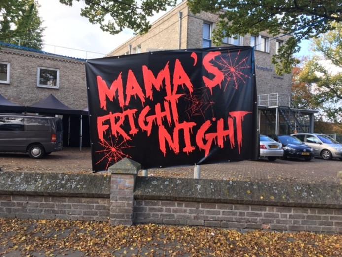De Mama's organiseerden de Fright Night voor de Osse jeugd.