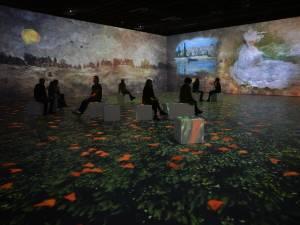 Quand l'œuvre de Claude Monet s'anime sous vos yeux