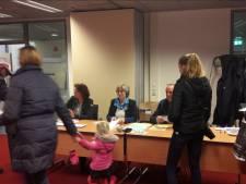 LIVE: Dertig procent is tot nu toe gaan stemmen in Altena