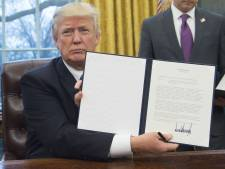 Les États-Unis se retirent du traité de libre-échange transpacifique
