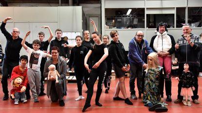 Incar viert jubileum met poppentheater en dans