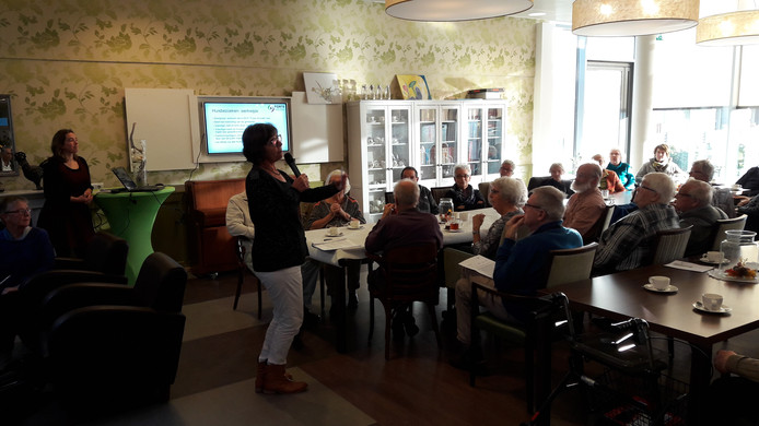Presentatie in Liefkenshoek.