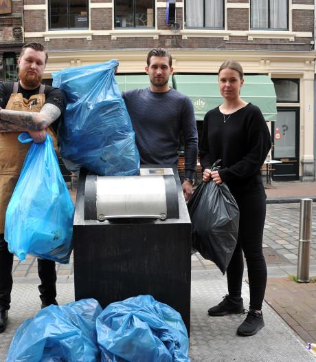 GroenLinks en VVD zijn kritisch over nieuwe afvalregels