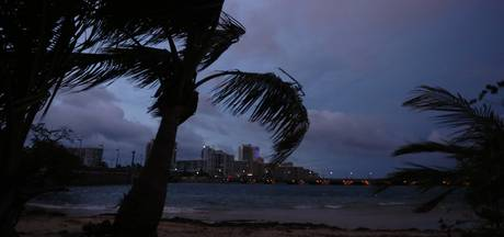 Orkaan Maria spaart Sint-Maarten, raast op Puerto Rico af