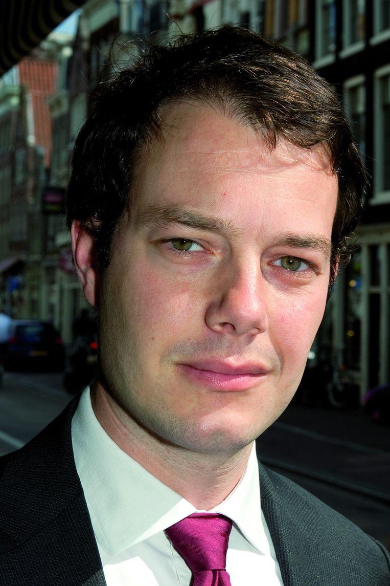 BoF-directeur Ot van Daalen. Beeld Bits of Freedom