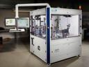 De nanoimprint (stempel) machine van Philips-bedrijf SCIL in Eindhoven.