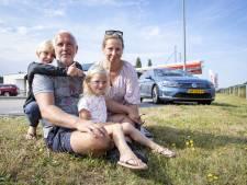 Bepakt en bezakt via Deurningen naar Denemarken: 'Plannen? Daar doen we niet aan'