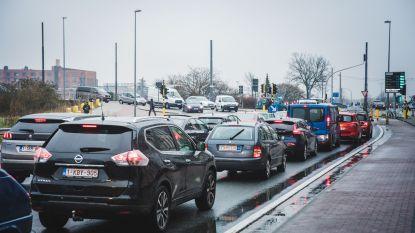 Verkeer in Gent verrassend genoeg niet toegenomen, Dok Zuid wel drukste weg van het land