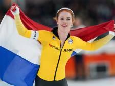 Kampioene De Jong: 'Blij dat ik sterker terug ben gekomen'