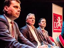 D66, GroenLinks, VVD en CDA samen in nieuwe Tilburgse coalitie