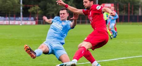 Lamprou scoort, maar valt later uit in oefenduel FC Twente