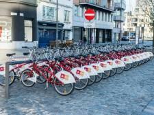 Stad gaat verdeling Velo-stations herbekijken om beschikbaarheid beter af te stemmen op aanbod