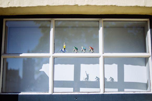 Strange Things Behind Belgian Windows