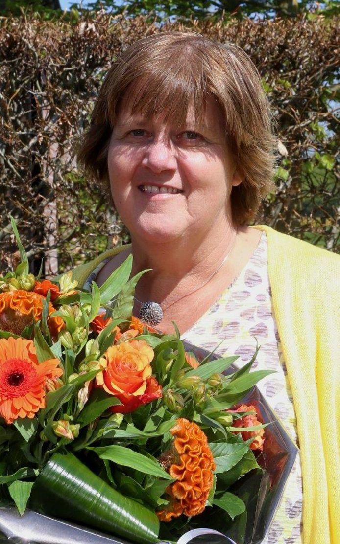Marion Denissen uit Haaren is een van de vijf gedecoreerden in die gemeente.