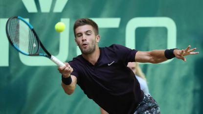 Kroaat Coric zegt af voor Wimbledon - Fritz triomfeert in Eastbourne, Flipkens mist er kans op zesde dubbeltitel