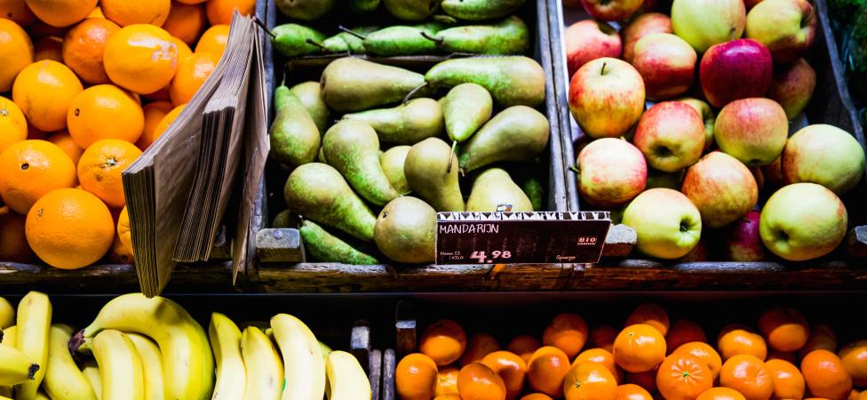 Weg met frisdrank en fruitsap, Nederlanders eten vaker een appel