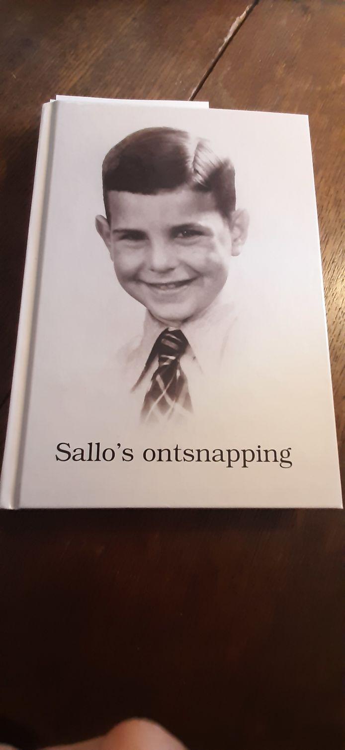 De tweede druk van 'Sallo's ontsnapping' wordt aangeboden aan leerlingen van groep 7 en 8.
