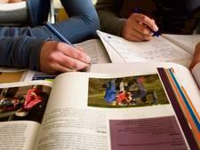 'Schaf huiswerk in eerste klassen van middelbare school af'