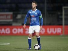 FC Den Bosch zonder Danny Verbeek tegen Almere City