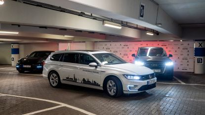 Nooit meer zoeken naar een parkeerplaats dankzij Volkswagen