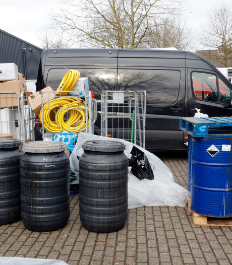 Leider xtc-lab Eindhoven krijgt vijf jaar cel