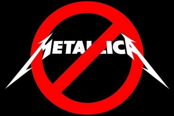 'Remove Metallica From Glastonbury'-logo