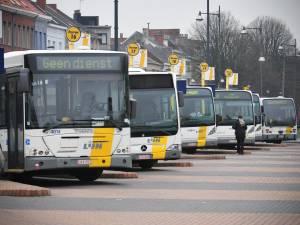 Une femme arrêtée après avoir craché sur un chauffeur de bus